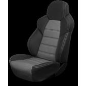 Универсальный авточехол RECARO, чёрный-серый