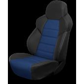 Универсальный авточехол RECARO, чёрный-синий