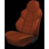 Универсальный авточехол RECARO, коричневый-коричневый